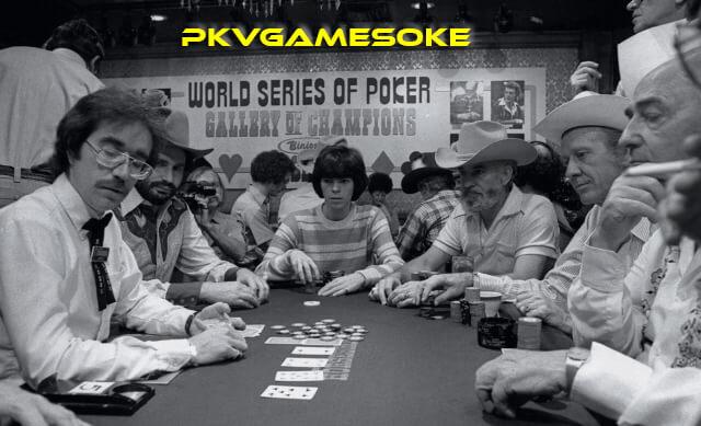 sejarah munculnya poker online